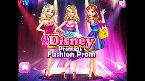 Disney Princess Fashion Prom - Games for Kids – Видео Dailymotion