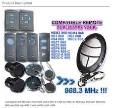 china 4 channel 868mhz remote control