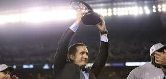 5 Things to Know about Philadelphia Eagles Exec Howie Roseman