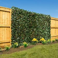 Christow Artificial Ivy Leaf Hedge Scree Buy Online In Canada At Desertcart