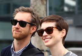 Anne Hathaway and Adam Shulman: Married! - The Hollywood Gossip