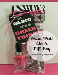 gifts for a cheerleader