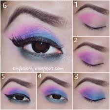 lunatic vixen tutorial 80s eye makeup