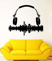 Wall Sticker Vinyl Decal Music Melody From Wallstickers4you