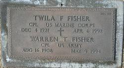 Warren Timmons Fisher (1908-1994) - Find A Grave Memorial
