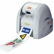 Cpm 100g3u Label Maker And Decal Printer