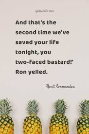 popular ron quotes of newt scamander quote pictures