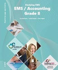 ems accounting grade 8 excom