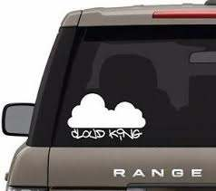 Cloud King Sticker Decal For Vehicle Car Truck Ebay