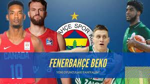 İşte Fenerbahçe BEKO'nun Yeni Transferleri - YouTube