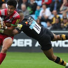 Marcus Smith helps Harlequins end Wasps' unbeaten run in feisty affair |  Premiership | The Guardian