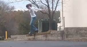 Hillary Thompson Ledge Skills | Girls Skate Network