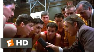 Hoosiers 7 12 Movie Clip Shooter Runs The Picket Fence 1986 Hd Youtube