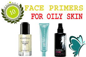 primers for oily large pored skin