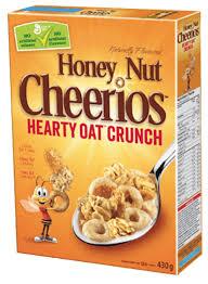 honey nut hearty oat crunch cheerios