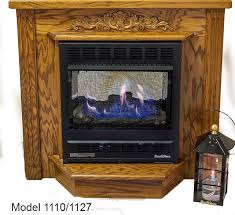 buck stove model 1127 vent free gas