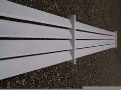 Colorbond Fence Louvre Height Extension Panels 600mm H Security Fence Fence Fence Height Extension