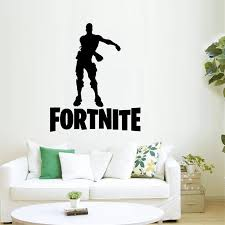 Fortnite Wall Decor Peel Stick Poster Decals 4coser
