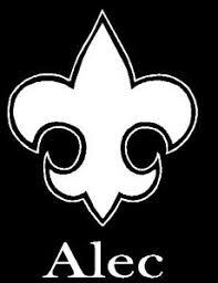 Boy Scout Fleur De Lis With Name Car Decal Vinyl Sticker Custom Made Ebay