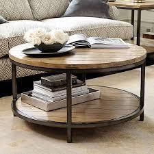 circular coffee tables household circle