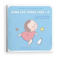Ehon Tengu: Mình 6 tháng tuổi WABOOKS - SÁCH NHẬT BẢN