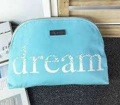 dream blue cosmetic amenity storage