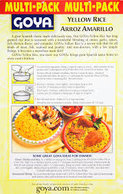 goya goya yellow rice 24 oz walmart