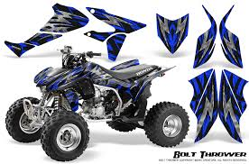 Can Am Renegade Graphics Kit By Creatorx Decals Stickers Btbl Auto Parts And Vehicles Atv Side By Side Utv Decals Emblems Magenta Cl
