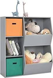 Amazon Com Kids Bookcases Cabinets Shelves Grey Bookcases Cabinets Shelves Kid Home Kitchen
