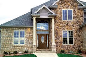 therma tru doors glass front doors