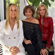 """Donna Mills a Twitter: """"Your favorite trio is back together ..."""