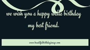 beautiful birthday image quotes for your best friend