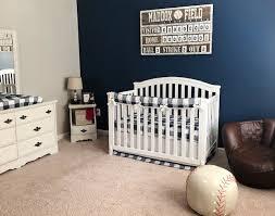 baseball nursery inspiration from new