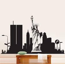 Pin By Wall Decals Wall Stickers On City Wall Decals Vinyl Wall Art Decals Wall Decals Unique Wall Decals