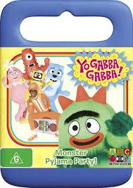 Yo Gabba Gabba: Monster Pyjama Party!, DVD | Buy online at The Nile