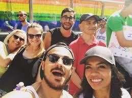 "Adamo Ruggiero on Twitter: ""A gay and his allies. @PrideToronto… """