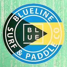 Stickers Blueline Surf Paddle Co