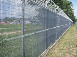 Security Fence A Mfr Security Fence System Is Superior