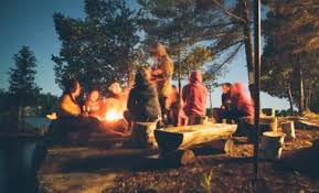 Campfire Stories For Kids And Adults 8 Funny Silly And Scary Tales Cool Of The Wild