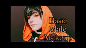 basic male makeup tutorial you