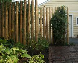 34 Brilliant Ideas For An Attractive Bamboo Garden Fence Bamboo Fence Bamboo Garden Fences Fence Design