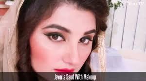 javeria saud without makeup look tune pk