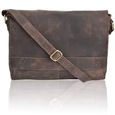 11 best men s leather messenger bags