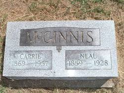 """Carrie Adeline """"Ida"""" Bryant McGinnis (1869-1957) - Find A Grave Memorial"""