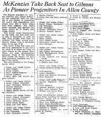 Gibson descendants in Kansas - Newspapers.com