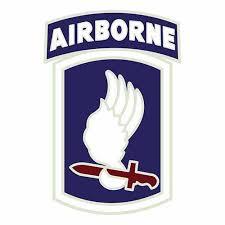 Csib Sticker 173rd Airborne Brigade Decal Usamm