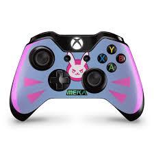D Va Blue Xbox One Controller Skin Ko Custom Creations