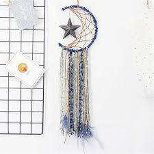 Star Dream Catcher Hanging Diy Decoration Nordic Home Girls Room Nursery Kids Decor Dreamcatcher Children Room Ju29 Buy At The Price Of 1 75 In Aliexpress Com Imall Com