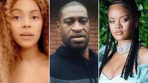 Beyonce and Rihanna demand justice for George Floyd on Instagram ...