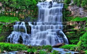 صور عن الطبيعة اجمل المناظر الطبيعية الخلابة للشلالات عيون